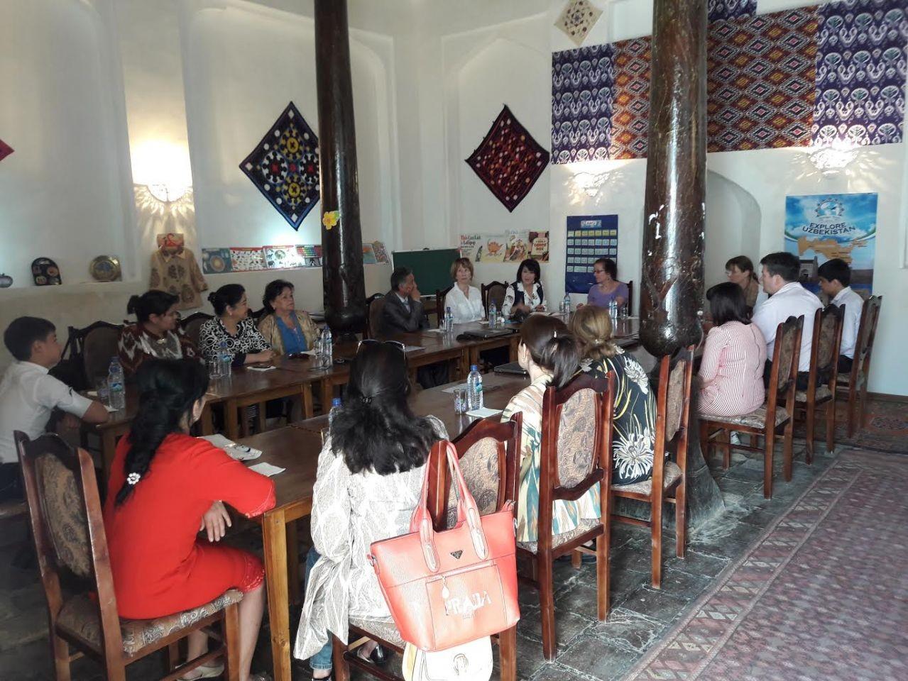 zulya-rajabova-conference-in-uzbekistan