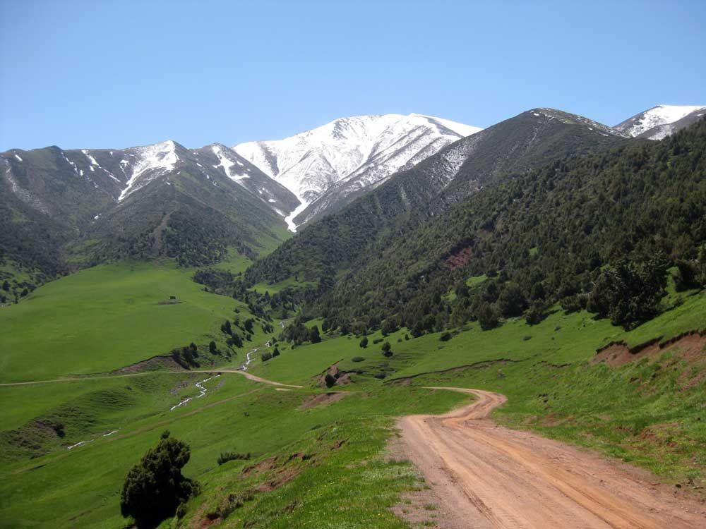 kyrgyzstan-nature