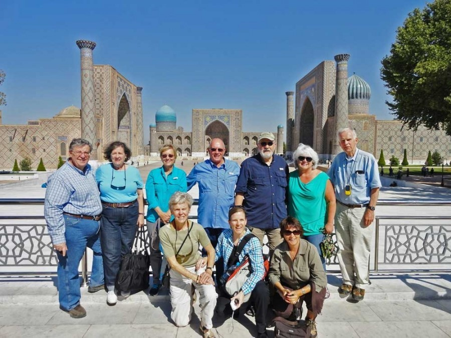 Educational Travel to Central Asia – get on board!