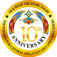 silkroad treasure tours 10 years