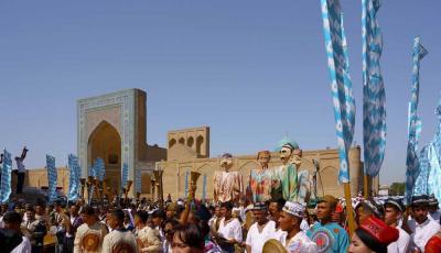 Post Covid - International Silk and Spice Festival in Bukhara, Uzbekistan 28-30 June 2021