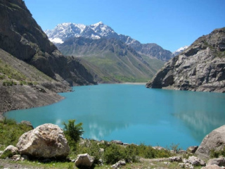 Treasures of Tajikistan