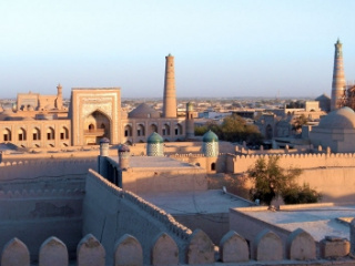 Luxury Travel to Central Asia