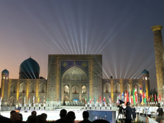 Silk Road Tour to Iran, Uzbekistan and C...