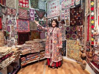 Uzbekistan Shopper's Paradise